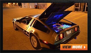 ELMOFO DeLorean DMC-EV